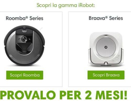 Prova Roomba o Braava